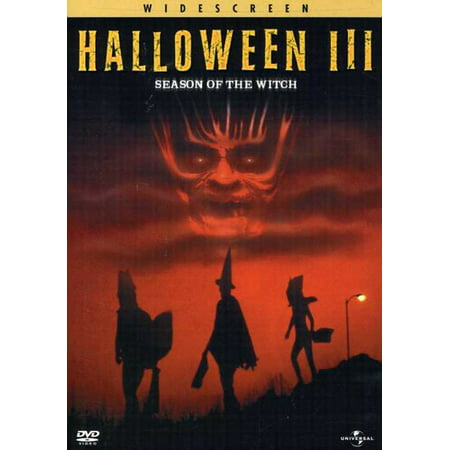Halloween 3: Season of the Witch (DVD) (Halloween Parties In Hollywood 2017)