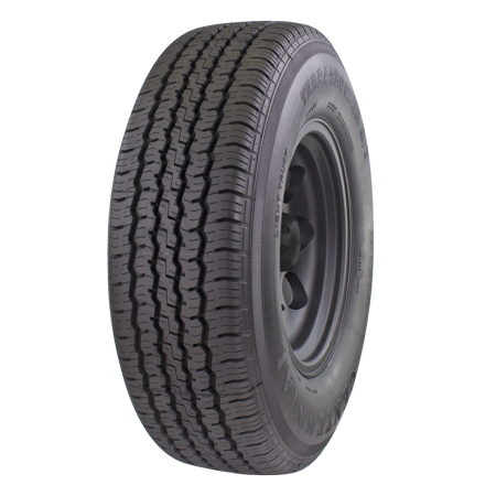 Centennial Terra Trooper H/T LT235/85R16 10 PR Highway Tread Light Truck Radial Tire (Tire Only) (120 Radial Edge)