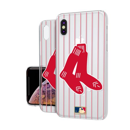 Boston Red Sox Cooperstown iPhone Clear Case