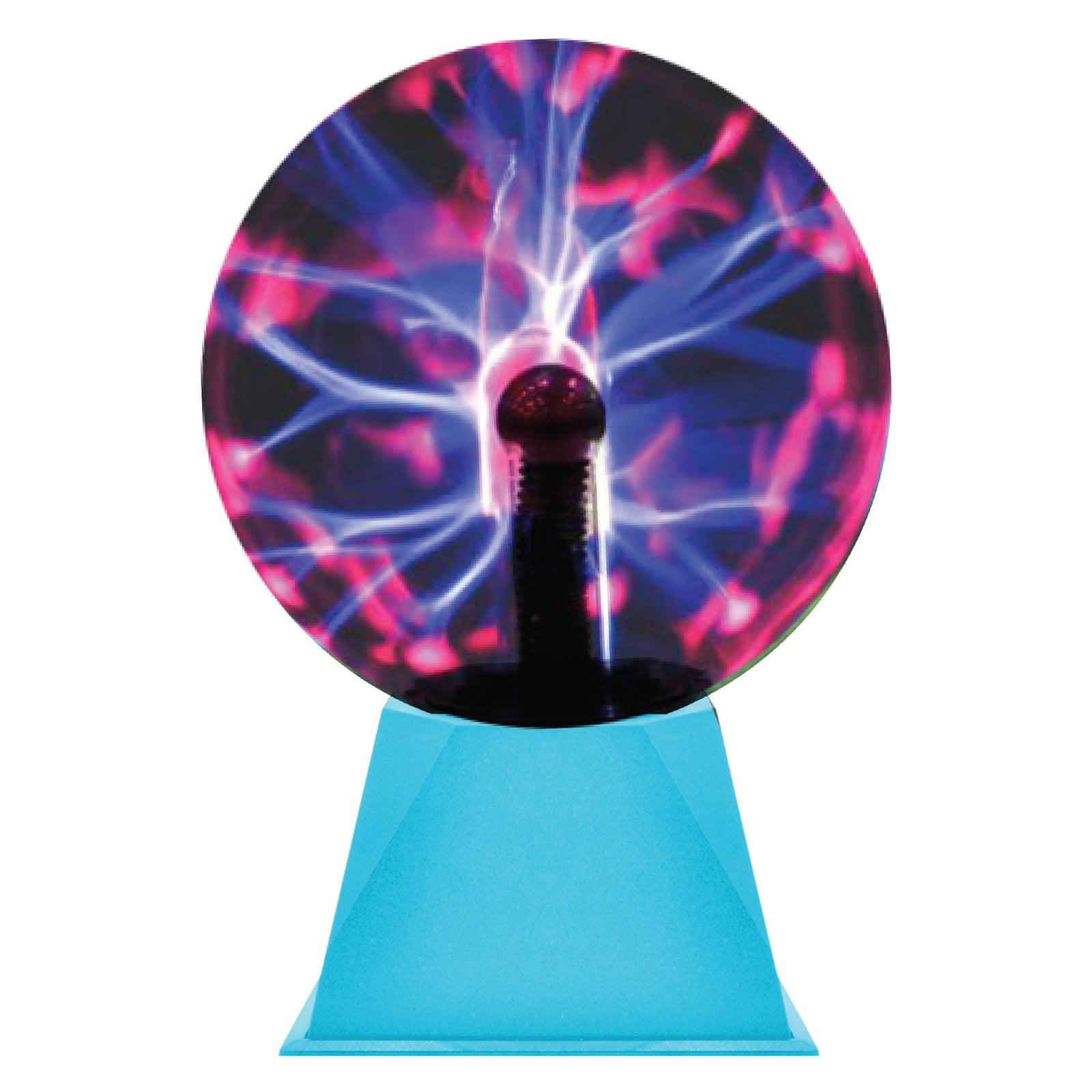 Decorative Bright Color Globe Plasma Lamp