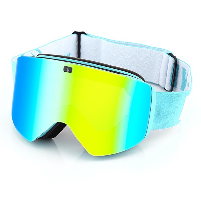 Ski Goggles Snowboard Snow Sport Ski Glasses UV Protection Sunglasses Womens Mens