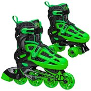Roller Derby Boys 2-in-1 Roller/Inline Skates (3-6)
