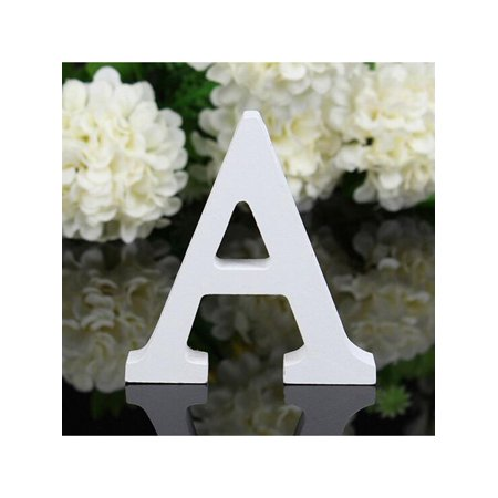 Letter Wood Name Train - SWEETLIFE 3D DIY Personalised Name Wooden Letters Design Art Craft Wood Home Wedding Decorations