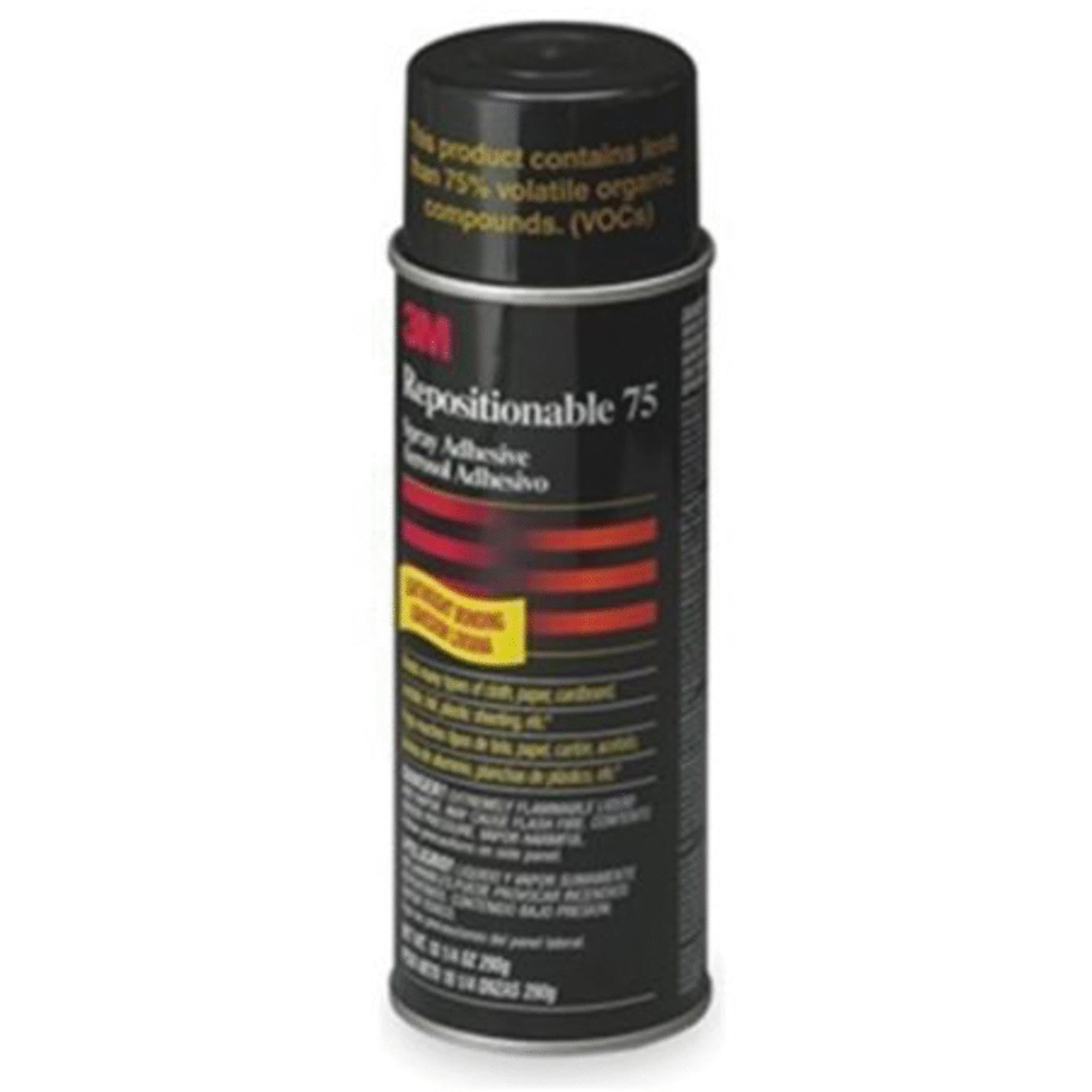 3M Repositionable 75 Spray Adhesive by 3M