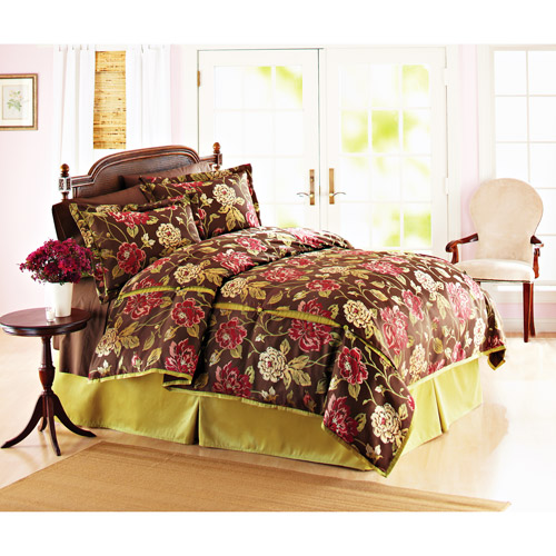 Better Homes and Gardens 3-Piece Comforter Cover Set, Ashby Roses