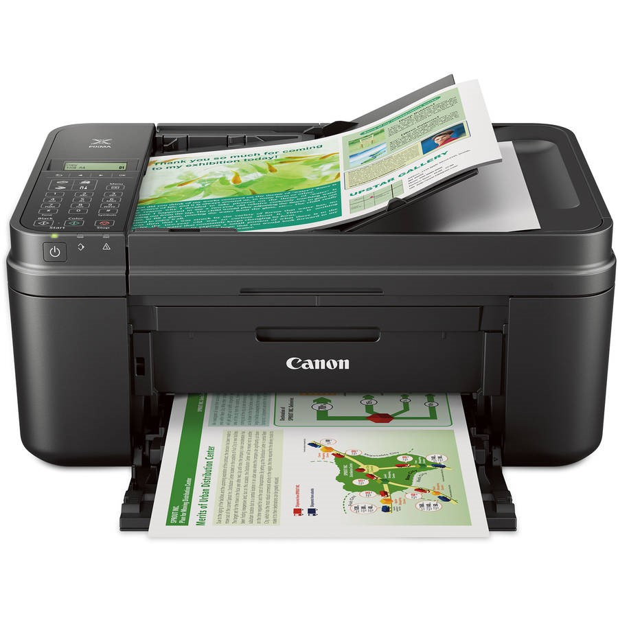 canon pixma mx490 wireless office all in one printer copier scanner rh walmart com canon printer mp490 manual canon pixma mx490 manual pdf