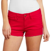 No Boundaries Juniors' Classic Colored Shorts