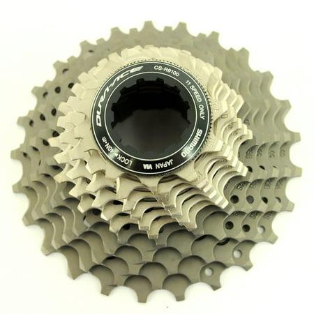 665dbc02ba8 Shimano CS-R9100 Dura-Ace 11-Speed Road Bike Cassette 11-25T ...