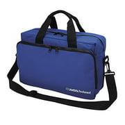 Nurse/ Physician Nylon Medical Equipment Instrument Bag (Blue)