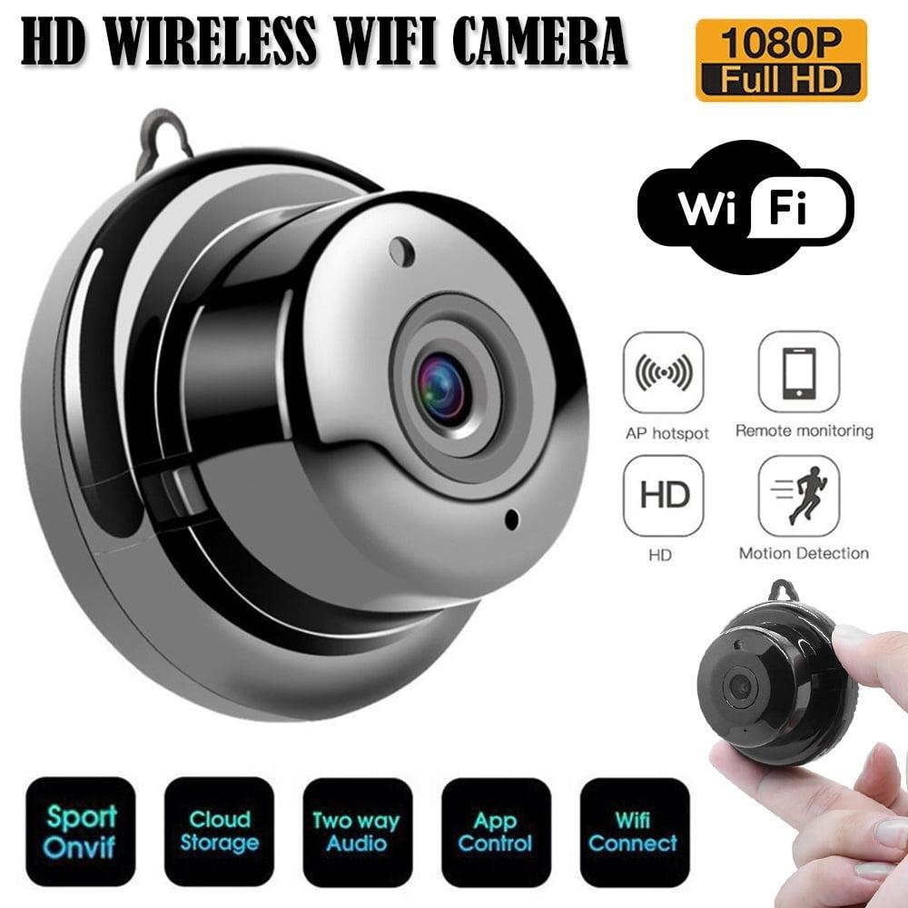 1080P HD Mini IP WIFI Camera Wireless Home Security Night