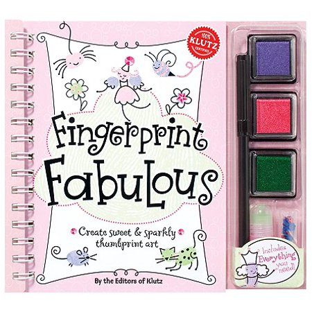 Fingerprint Fabulous - Fingerprint Poem