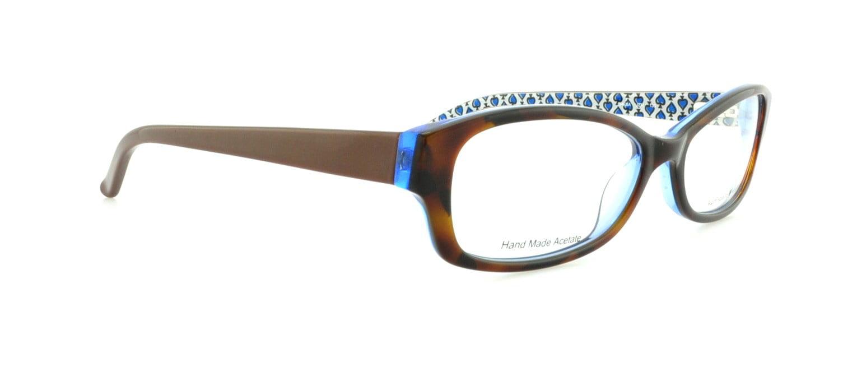 f62ead595490 KATE SPADE Eyeglasses SHEBA 0JZM Tortoise Royal Blue 53MM - Walmart.com