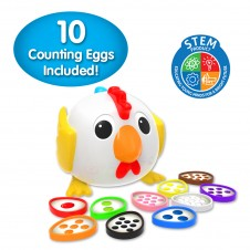 The Learning Journey Learn with Me - Counting Chicken