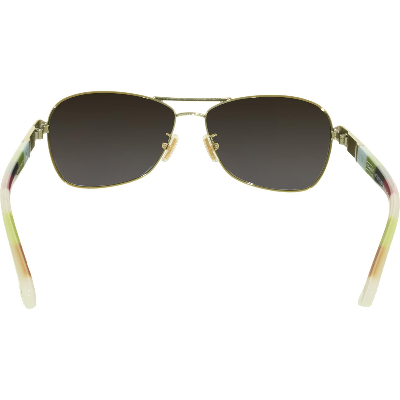 f1b6ab5de501 ... get coach womens gradient caroline hc7012 9168t5 56 white oval  sunglasses walmart ee79b 66963