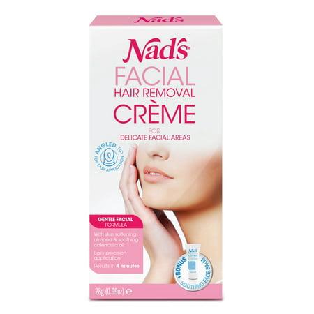 Nad's Facial Hair Removal Creme, 0.99 -