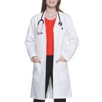 """Scrubstar Unisex Core Essentials 40"""" Antimicrobial Lab Coat"""