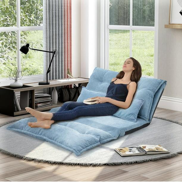 Adjule Floor Sofa Bed Folding