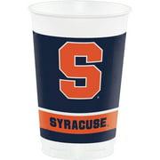 Creative Converting Syracuse University Plastic Cups, 8pk by CREATIVE CONVERTING