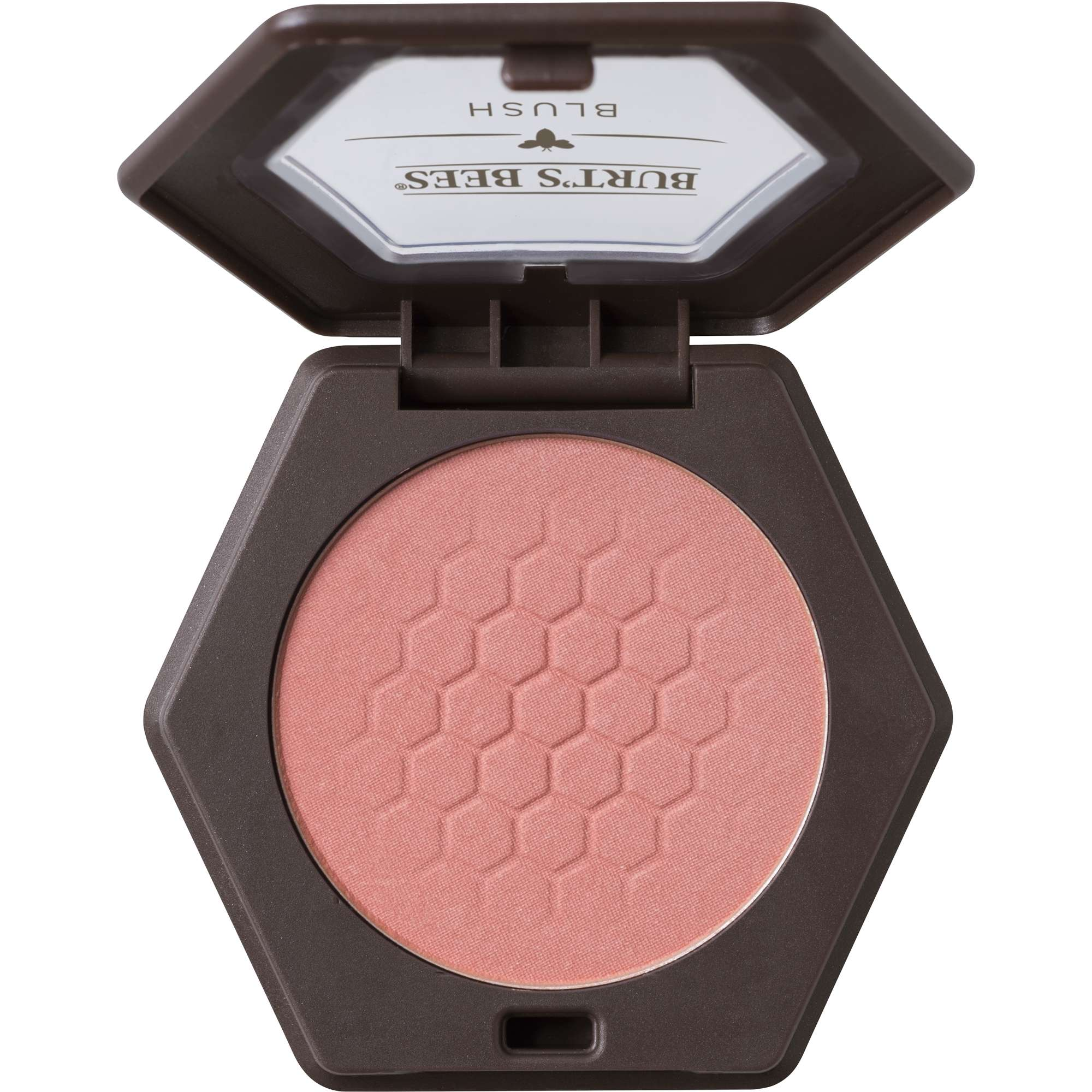 Burt's Bees 100% Natural Blush with Vitamin E, Shy Pink, 0.19 oz