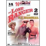 Lone Ranger and U.S. Marshal [2 Discs] (Full Frame) by ECHO BRIDGE ENTERTAINMENT