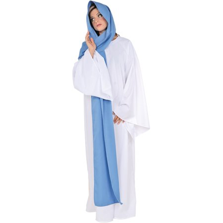 Women's Mary Mother of Christ Costume - Mary Mother Of Jesus Costume