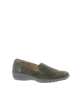 8354f60e8e7 Product Image Easy Spirit Womens Santara Suede Round Toe Loafers