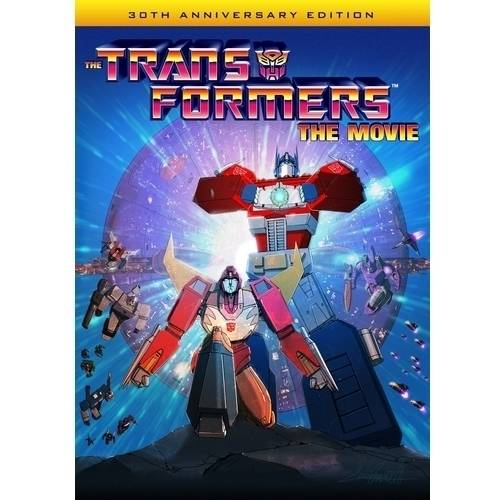 The Transformers: The Movie 30th Anniversary Edition