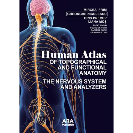 Human Atlas Of Topographical And Functional Anatomy The Nervous