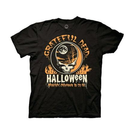 Grateful Dead Halloween Shirt (Ripple Junction Grateful Dead Halloween Adult T-Shirt)