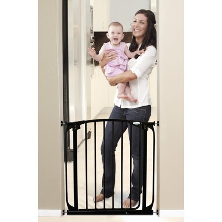 Dream Baby Chelsea Swing Closed Security Gate - Black](baby gate black friday deals)
