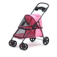 Kadell Double Decker Dog Stroller Shopping Cart