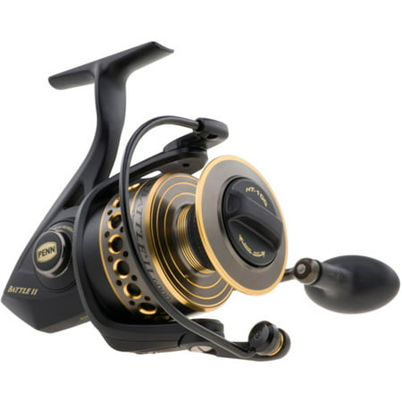 Penn Battle II Spinning Fishing Reel Best Fishing Line For Spinning Reels