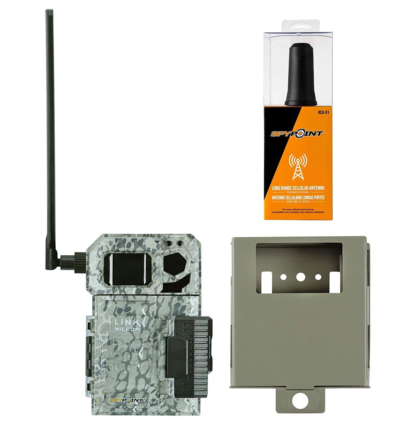 Spypoint Long Range Cellular Antenna Signal Booster #CA-01