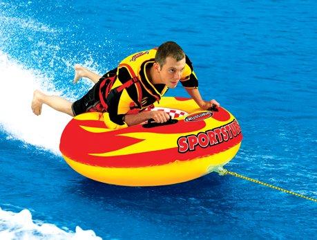 Sportsstuff Sportstube Inflatable Tow Tube