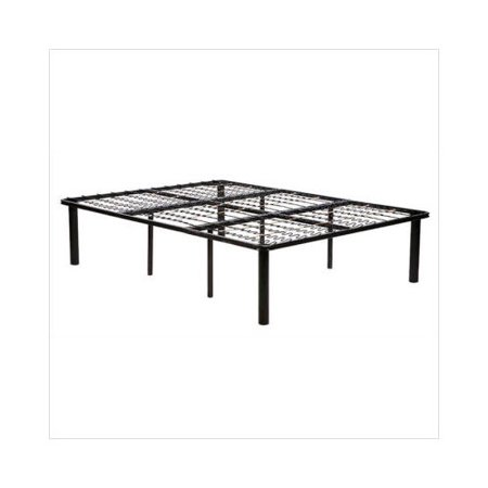 Handy Living 2-in-1 Bed Frame (No Box Spring Required) - Walmart.com