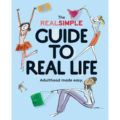 real simple guide life adulthood