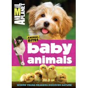 Baby Animals (Animal Planet Animal Bites) - eBook