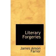 Literary Forgeries