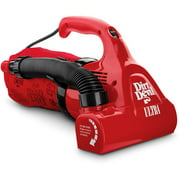 Dirt Devil Ultra Bagged Handheld Vacuum, M08230RED