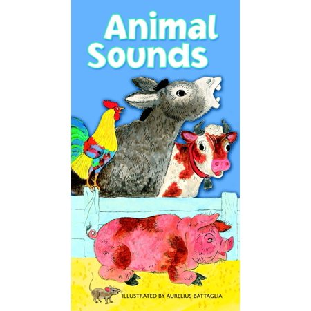 Animal Sounds (Board Book)