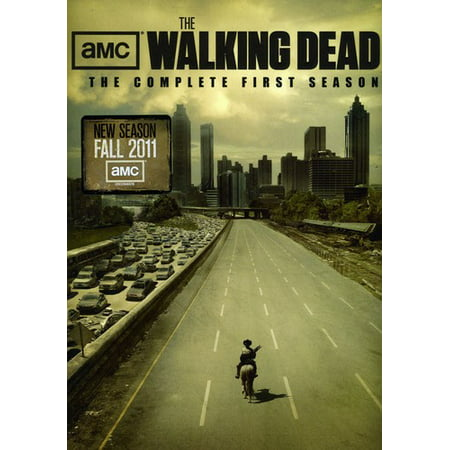 The Walking Dead: The Complete First Season (DVD) (Tv Shows Similar To The Walking Dead)
