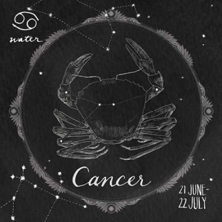 Night Sky Cancer Poster Print by Sara Zieve Miller