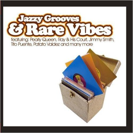 Jazzy Grooves   Rare Vibes   Various