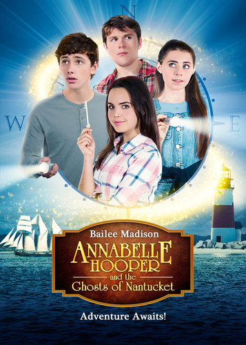 Annabelle Hooper And The Ghosts Of Nantucket DVD by Platinum Disc