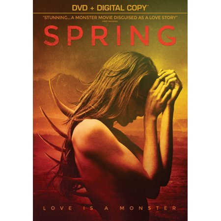 Spring (DVD) - Old Town Spring Halloween 2017