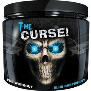 Cobra-Labs-The-Curse-Advanced Pre-Workout 250grams 50 Servings Blue