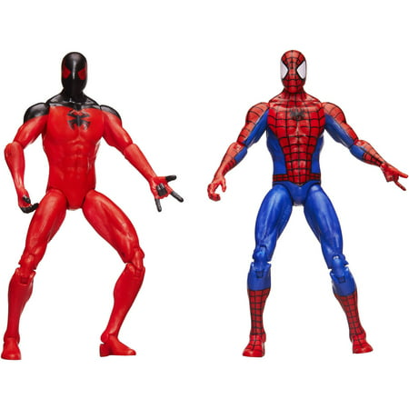 Marvel Legends Series Comic 2-Pack Web Slingers