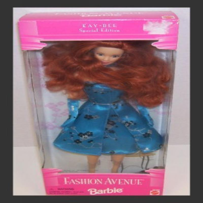 Mattel Barbie Fashion Avenue Kay-Bee Special Edition 1998