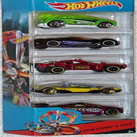 City Wheels Twin (Hot Wheels, 2015 HW City, Spin Storm 5-Pack)