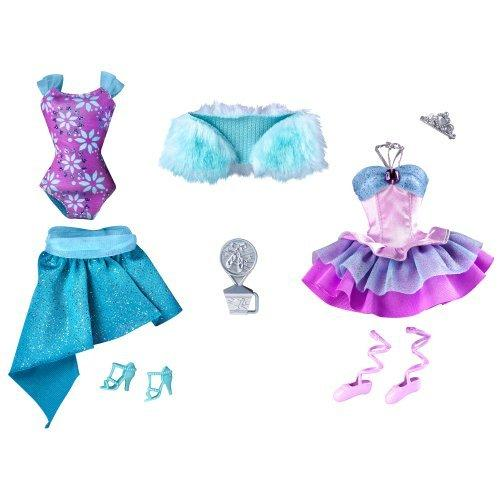 Barbie I Can Be Dance Fashions 2-Pack Set
